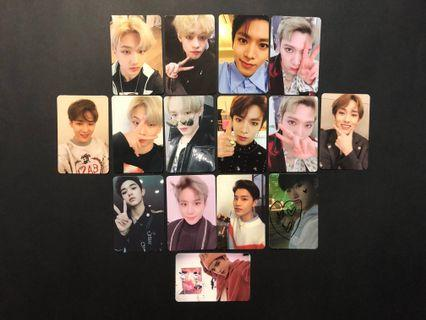 [ wts ] nct 2018 empathy photocard/pc