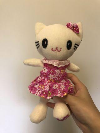 BN cat soft toy