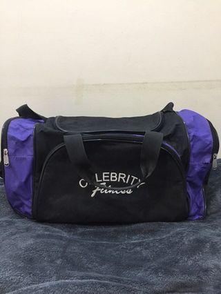 Celebrity Fitness Bag