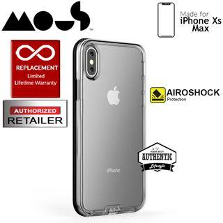Mous Clarity Case for iPhone Xs Max - Clarity Black