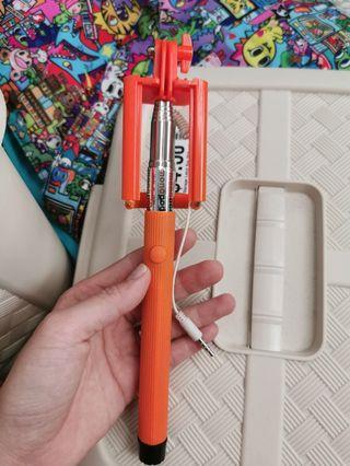 Monopop in orange