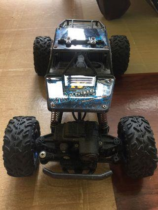 Remote control toy buggy