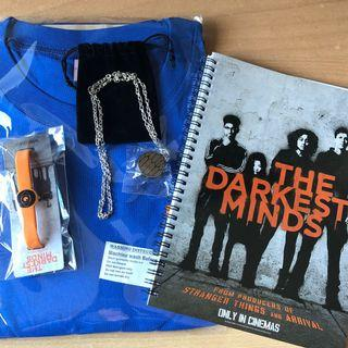 [SALE 50% OFF] The Darkest Minds Shirt and Necklace