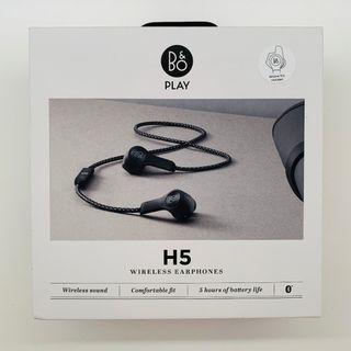 Bang & Olufsen) H5 Wireless Bluetooth Magnetic Headphones Black