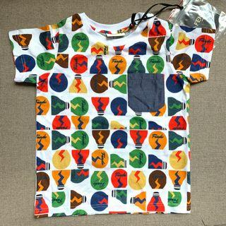 Fendi 男嬰 燈泡logo print tee 18個月 size