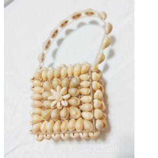 菲律賓帶回貝殼小包