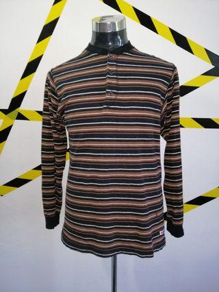 [FREE POS] levis stripe tee made in USA
