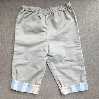 Burberry 男嬰 9個月 size 長褲