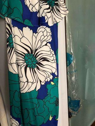 🚚 Toga floral dress