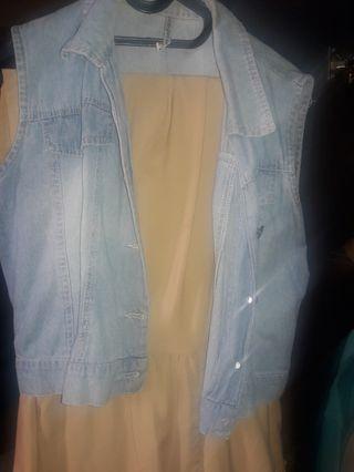 rompi jeans birumuda