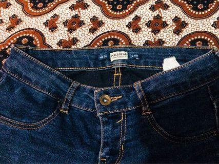 Celana cewek denim Pull&Bear