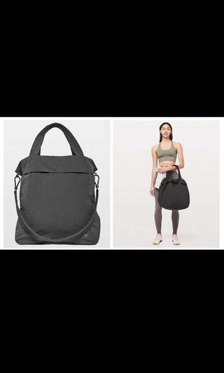 Lululemon On My Level Bag *Large*