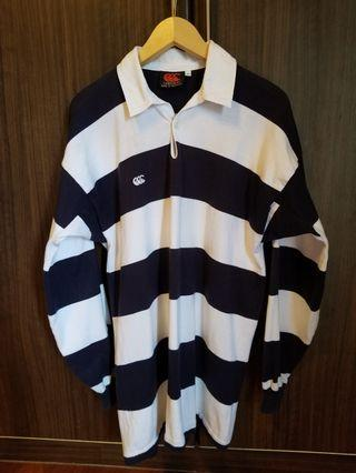 Canterbury Rugby Jersey (Long-Sleeve / XL)