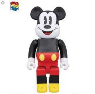 Micky mouse bearbrick 1000%