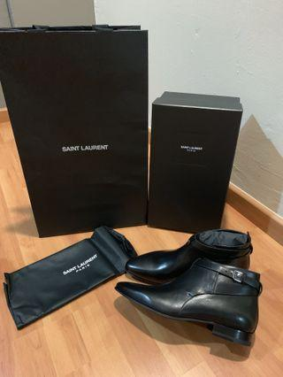 Saint Laurent Jodhpur Boot