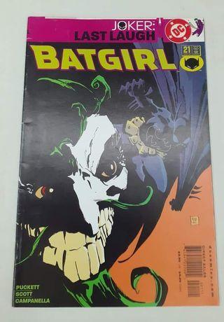 Batgirl #21 ( DC Comics )