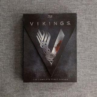 Vikings Season 1 Blu-ray BD