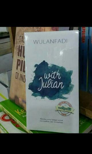 Novel with julian by wulanfadi