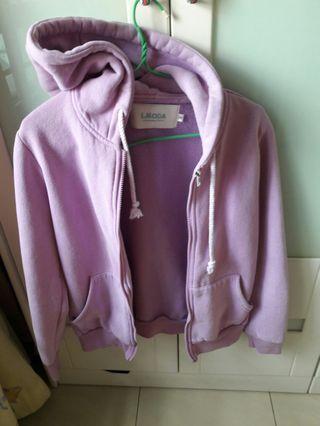 🚚 Purple Warm Jacket