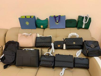 (18/05/19)Authentic Tory Burch ready stock group pictures Raya promotion