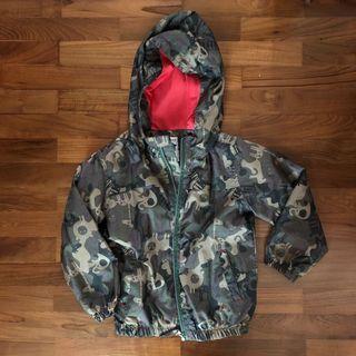 🚚 Camo Jacket