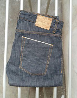 Jeans Selvedge Peter Says Denim Fortune