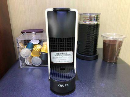 nespresso膠囊咖啡機