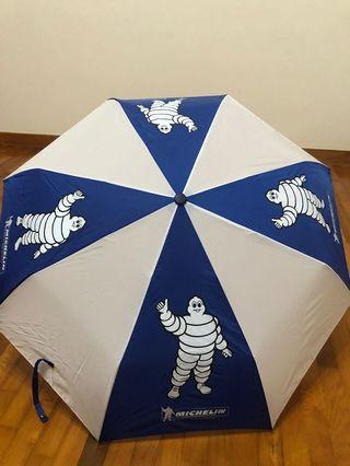 米其林雨傘