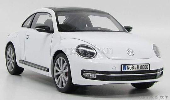 1:18 VW new beetle模型車(預購)