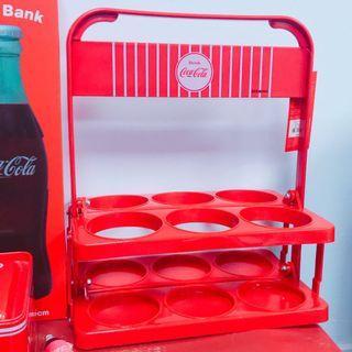 🚚 日本帶回 Coca Cola 可口可樂 飲料提籃