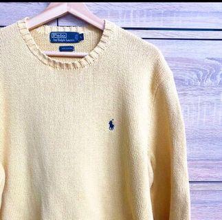 Auth. Ralph Lauren knitted Sweatshirt