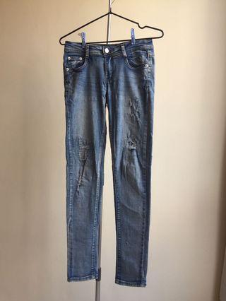 🚚 牛仔褲