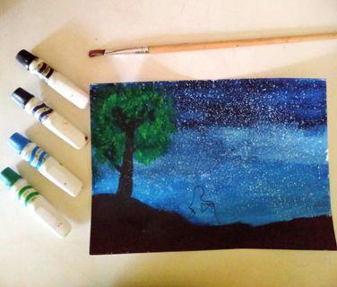 Lukisan dan Gambar