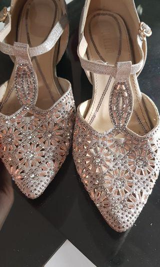 #BAPAU Flat shoes petter kezia