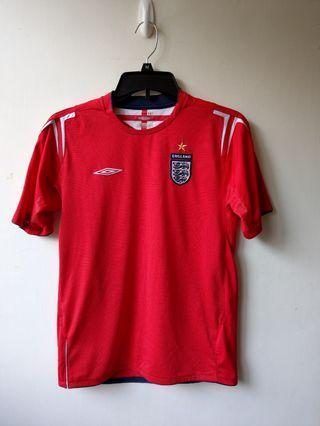 Umbro 2006世界盃 英格蘭 客場 短袖