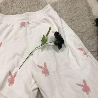 Playboy x missguided sweats