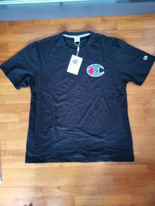 Champion T-shirt (black)