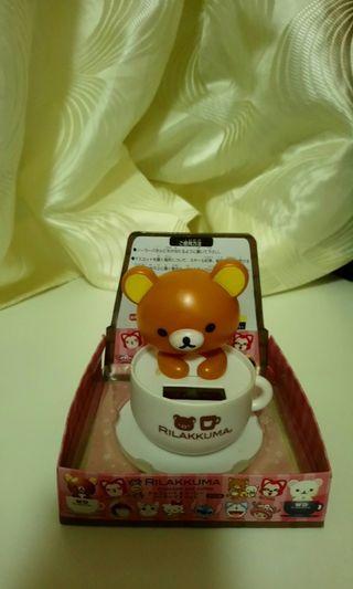 🚚 RILAKKUMA nod toy