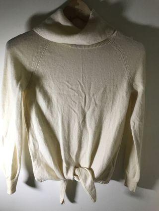Massimo Dutti-wool cashmere 上衣