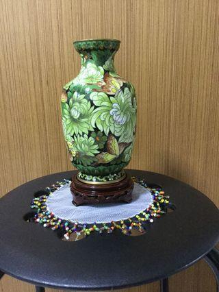 Vase 景泰蓝花瓶