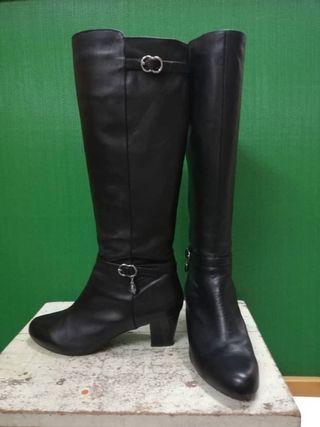 Calf Leather (Genuine)