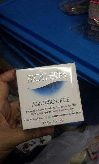 Biotherm Aqusource保濕Gel