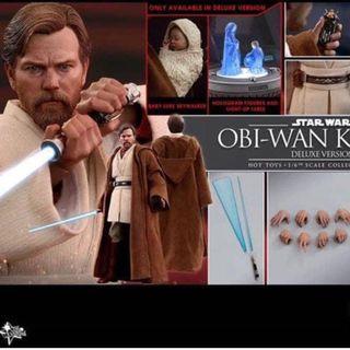 [折扣單] Hot Toys Obi-Wan 未可取單豪華版