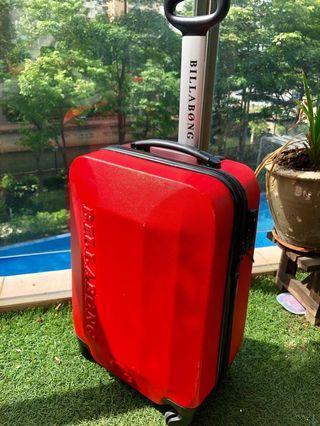 🚚 Billabong Cabin luggage (Ferrari-Red)
