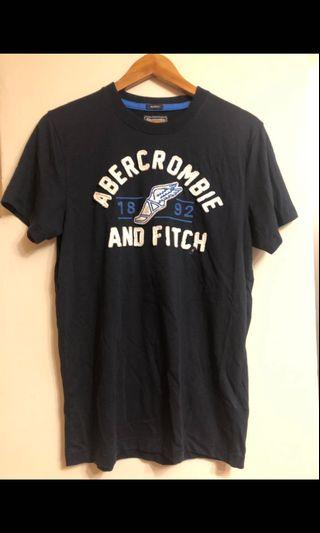 🚚 Abercrombie & Fitch 全新短袖上衣 T-shirt A&F