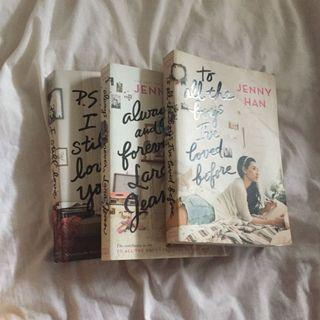 To All the Boys I've Loved Before, P.S. I Love You, Always and Forever Lara Jean