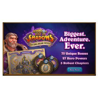 Hearthstone Packs - 15% OFF