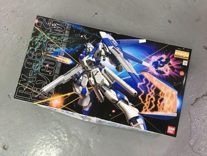Hi-V Gundam MG 1/100 模型