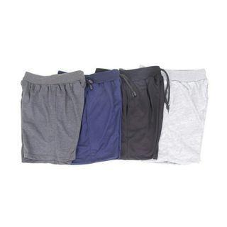 Celana Pendek Polos Harian Unisex