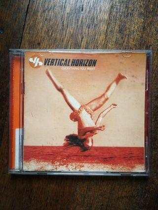 RARE: Vertical Horizon Debut CD